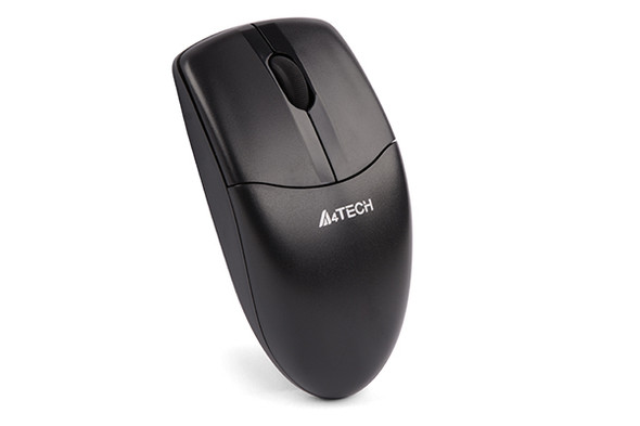 A4tech Holeless Wireless Mouse BLACK  | G3220N