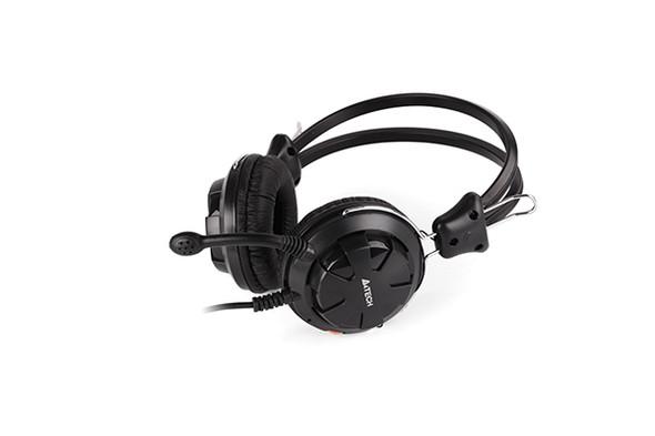 A4Tech Headphone Black | HS281