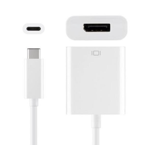 USB 3.1 Type C Male to DisplayPort Female Adapter