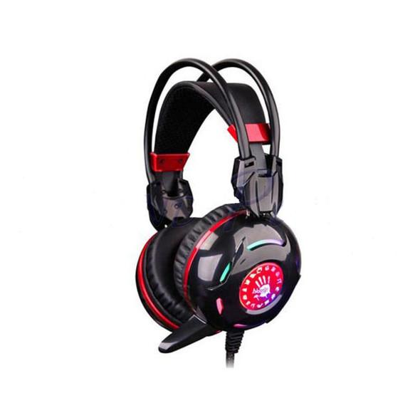 Bloody Combat Gaming Headset Black+Red | G300H