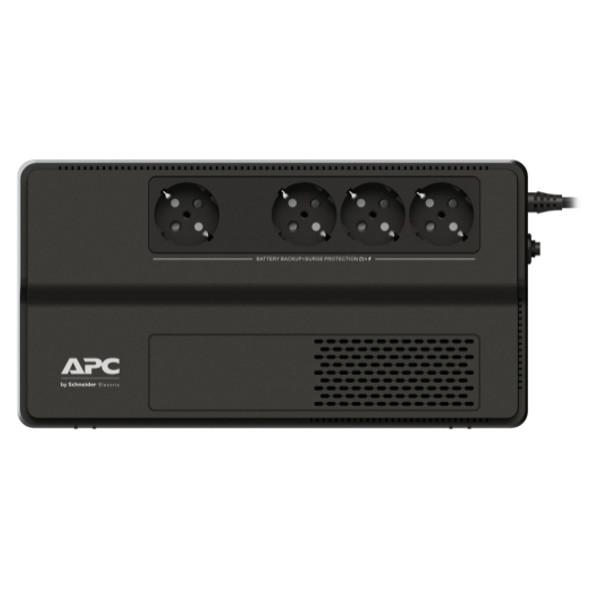 APC EASY UPS BV 1000VA, AVR, Schuko Outlet, 230V | BV1000I-GR