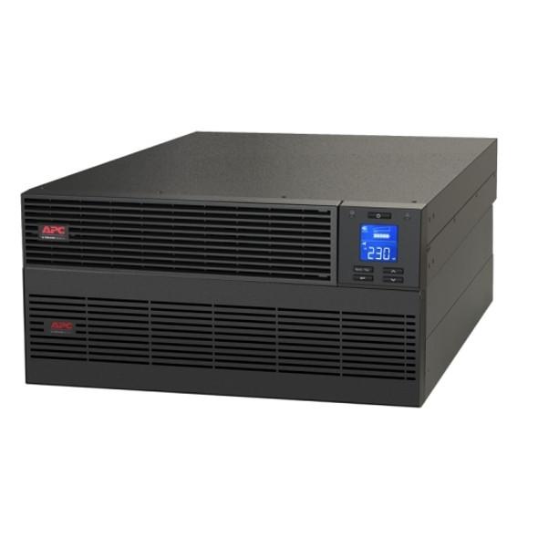 APC Easy UPS On-Line SRV RM Extended Runtime 6000VA 230V with External Battery Pack | SRV6KRiL