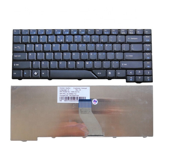 Compatible Keyboards for Acer Laptops 4920 4925 4930 5235 5310 5315 5920 5220