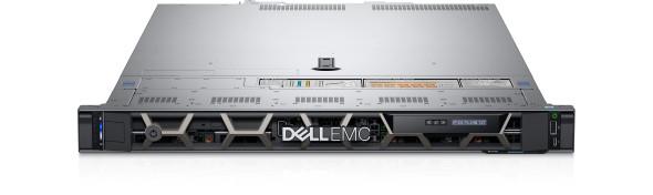 """PowerEdge R440 Rack Server Chassis 8 x 2.5""""/1xIntel Xeon Silver 4210/16GB/1x1.2TB/DVD/iDRAC9/H330 Raid/Dual PSU"""