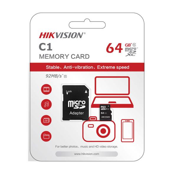 HIKVISION MicroSD 64GB