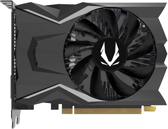 ZOTAC GAMING GeForce GTX 1650 OC 4GB GDDR6 128-bit Gaming Graphics Card, Super Compact | ZT-T16520F-10L