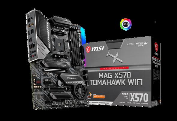 MSI MAG X570 TOMAHAWK WIFI Motherboard