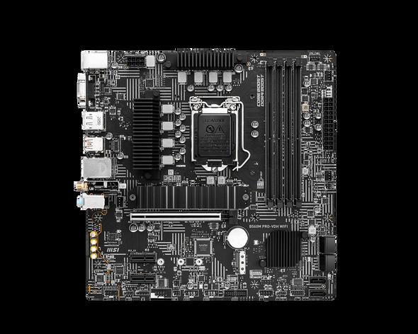 MSI B560M PRO-VDH WIFI Motherboard