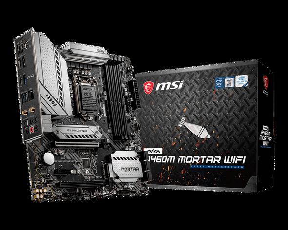 MSI MAG B460M MORTAR WIFI Motherboard