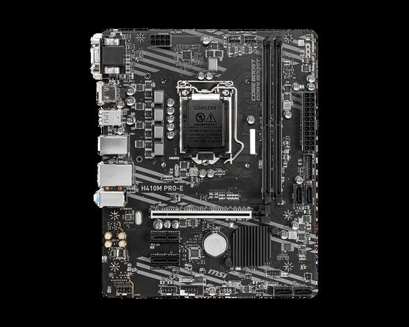 MSI H410M PRO-E Motherboard