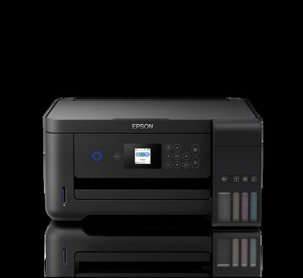 Epson L4160 A4 3 in 1 Color EcoTank Printer