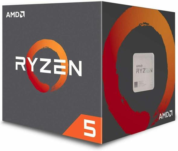 RYZEN 5 1600AF AMD Processor With wraith Spire Cooler