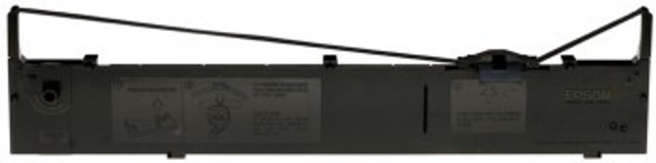 Epson SIDM Black Ribbon Cartridge for LQ-20xx/21xx FX-21xx | C13S015086BA