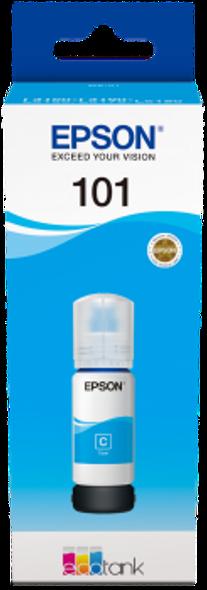 Epson 101 EcoTank Cyan ink bottle | C13T03V24A