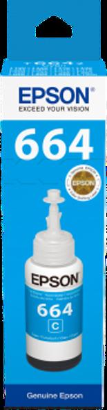 Epson Cyan Ink bottle 70ml   C13T66424A