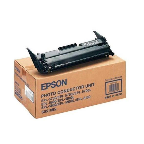 Epson EPL-5700/5800/5900/6100 Photoconductor Unit 20k | C13S051055