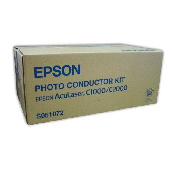 Epson AL-C1000/2000 Photoconductor Kit 21k | C13S051072