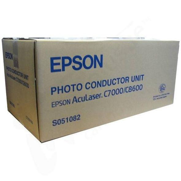 Epson AL-C8600 Photoconductor Unit 12.5k/50k | C13S051082