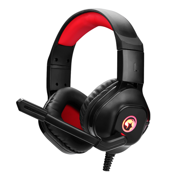 MARVO Headset HG8928 BACKLIT, STEREO GAMING HEADSET Compatibility: PC, consoles (PS4, Xbox One)