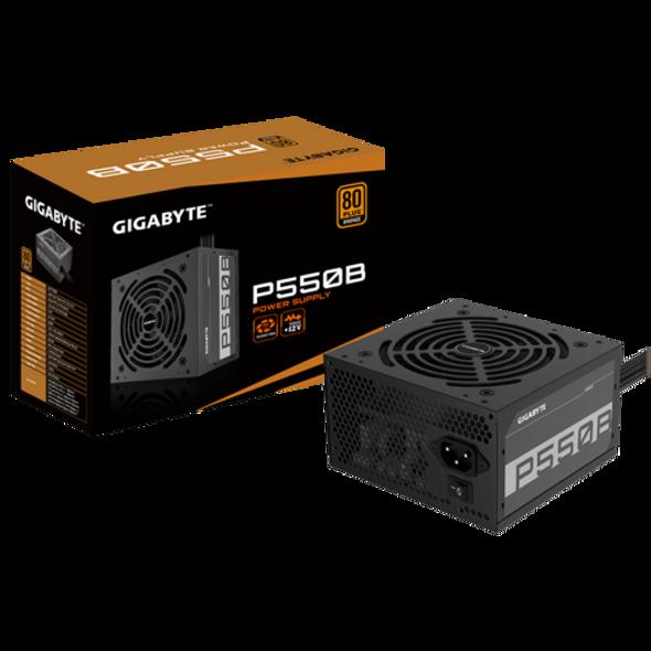 Gigabyte 550W 80 Plus Bronze Certified | GP-P550B