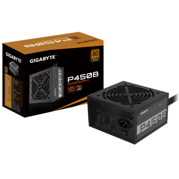 Gigabyte 450W 80 Plus Bronze Certified   GP-P450B