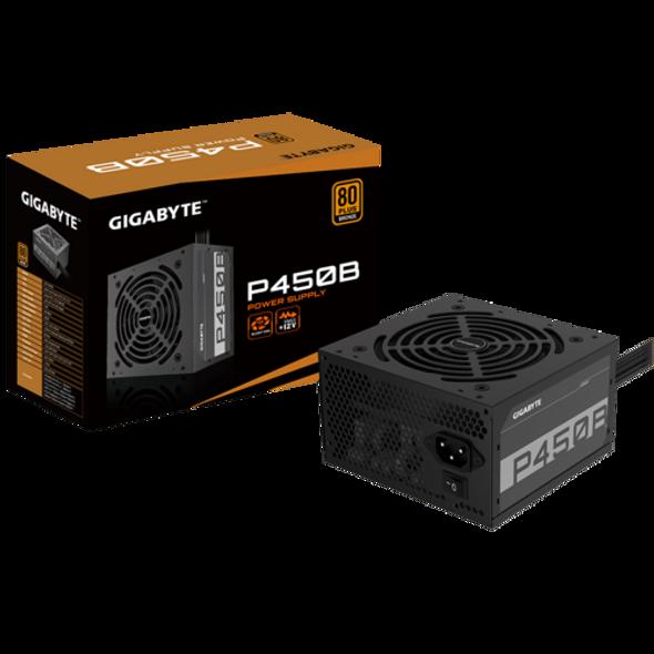 Gigabyte 450W 80 Plus Bronze Certified | GP-P450B