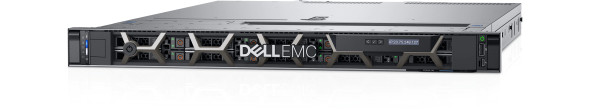 "Dell Server PE R6515/Chassis 8 x 2.5""HotPlug/AMD EPYC 7302P/32GB/2x480GB SSD/No Rails/Bezel/No optical drive/Broadcom 5720 DP 1 GbE/PERC H330/ iDRAC9 Ent X5/Redundant 550w/   per651509a"