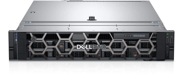 Dell Server PE R7515/Chassis 8 x 3.5 HotPlug/AMD EPYC 7262/8GB/1x480GB SSD/No Rails/Bezel/No optical drive/Broadcom 5720 DP 1 GbE/PERC H330/ iDRAC9 Ent X5/Redundant 750w/ | per751501a