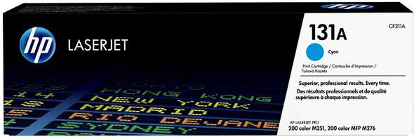 HP 131 CF211A/200 M251/MFPM276 Original Toner Cyan