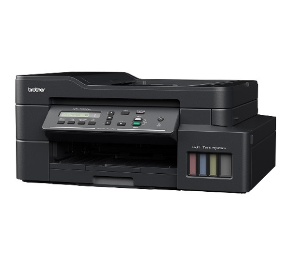 Brother Ink Tank Printer 17 ipm (mono) 16.5 ipm (color) | DCP-T820DW