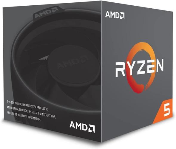 AMD Ryzen™  5 2600X with Wraith Spire cooler 19MB 6C/12T
