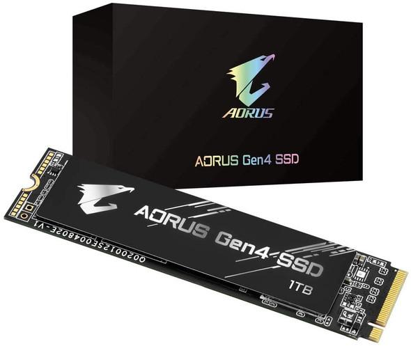 GIGABYTE AORUS Gen4 SSD 1TB | GP-AG41TB
