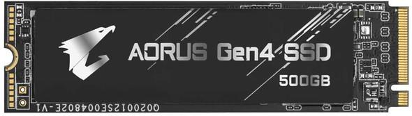 GIGABYTE AORUS Gen4 SSD 500GB | GP-AG4500G