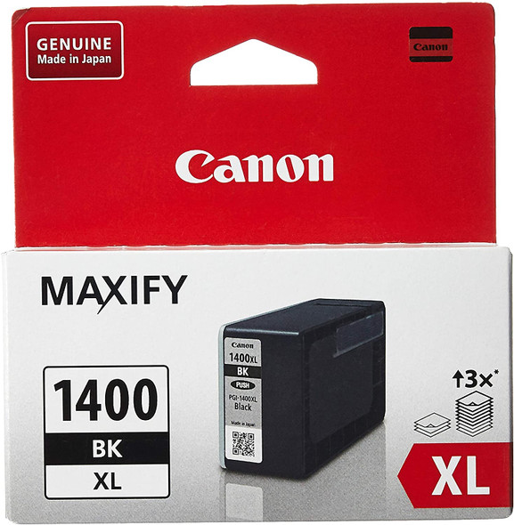 Ink Canon PGI-1400XL Black | PGI-1400XL<BK>