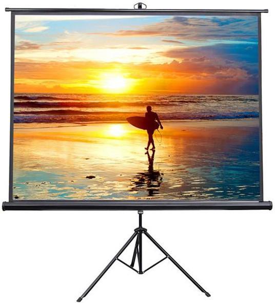 Tripod Projector Screen 180cm x 180cm   SP-TP180