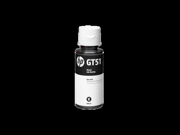 HP GT51 Black Original Ink Bottle (M0H57AE)