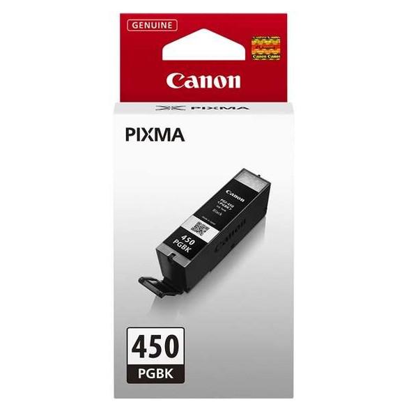 Canon Ink Cartridge, Black PGI-450BK