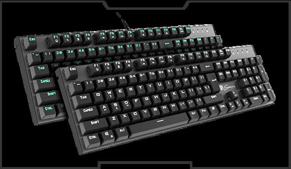 Genesis Keyboard Thor 300 , Green | NKG-0947