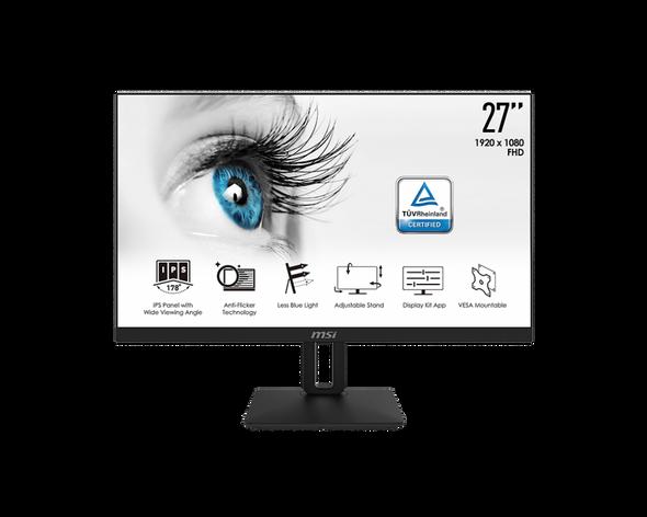 Frameless panel LED Backlight 4  IPS (1920 x 1080 Full HD) | PRO MP271P