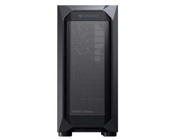 COUGAR MX410 Mesh-G Powerful and Compact Mid-Tower Case with Mesh Front Panel and Tempered Glass | MX410MESHG