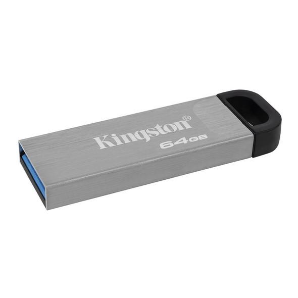 KINGSTON DTKN 64GB USB 3.0 FLASH DRIVE