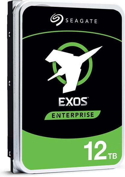 Seagate Exos X16 12TB 7200 RPM 512e/4Kn SATA 6Gb/s 256MB Cache 3.5-Inch Enterprise HDD | ST12000NM001G