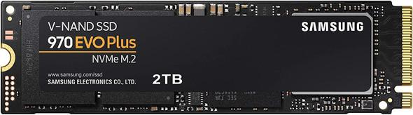Samsung SSD NVMe M.2 2TB EVO Plus 970 | V7S2T0B/AM
