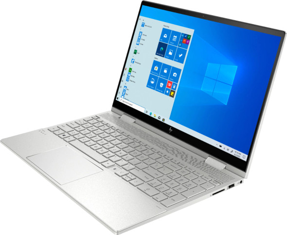 """HP ENVY X360 2-in-1 I7/12/512 SSD 32GB Optane 15.6"""" Touch Screen Laptop"""