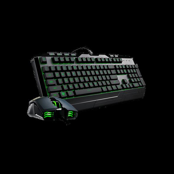 Cooler Master: Gaming RGB Keyboard & Mouse A/E | Devastator 3
