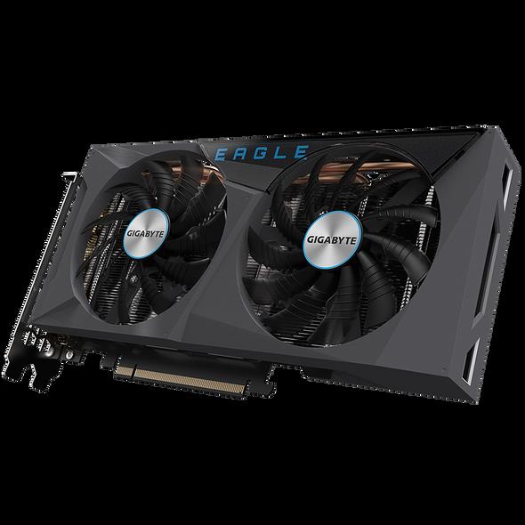 GIGABYTE GeForce RTX 3060 EAGLE 12G (rev. 2.0)   RTX 3060 EAGLE
