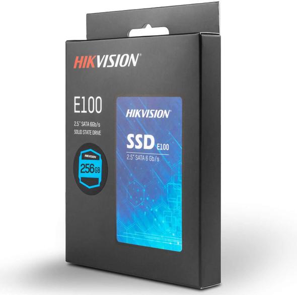 """HIKVISION E100 256GB 2.5"""" Sata 6GB/S SSD"""