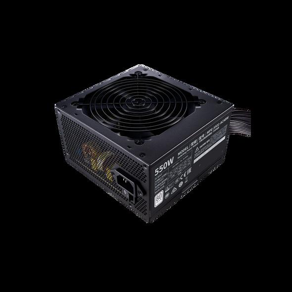 Cooler Master MWE 550 WHITE 230V - V2 80 PLUS STANDARD 230V EU CERTIFIED POWER SUPPLY