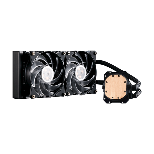 Cooler Master MASTERLIQUID RGB Liquid CPU Cooling   ML240L