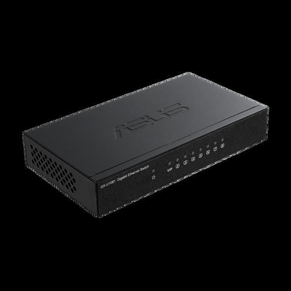 Asus 8 ports 1Gb switch | GX-U1081